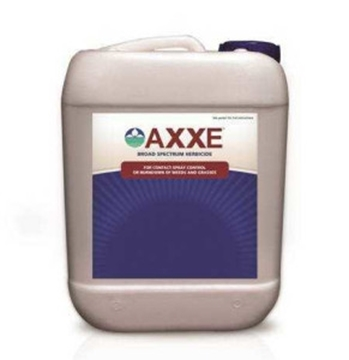 Picture of AXXE Broad Spectrum Herbicide, OMRI Listed, 2.5 Gal.