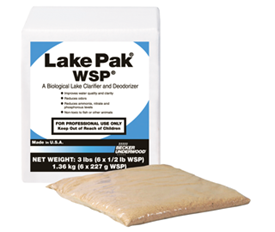 Lake Pak WSP Biological Lake Clarifier & Deodorizer