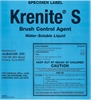 Krenite S Brush Control Agent Herbicide, Bayer
