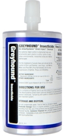 Greyhound (Abamectin) Insecticide, Wedgle Direct-Inject