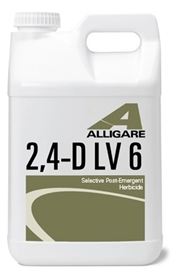 2,4-D LV6 Selective Herbicide, (Weedone LV6), Alligare