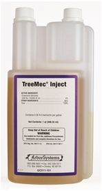 TreeMec Inject Emamectin Benzoate Insecticide, Arbor Systems